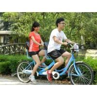 Tandem Bike 2-Seater